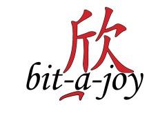 bit a joy w chinese clear