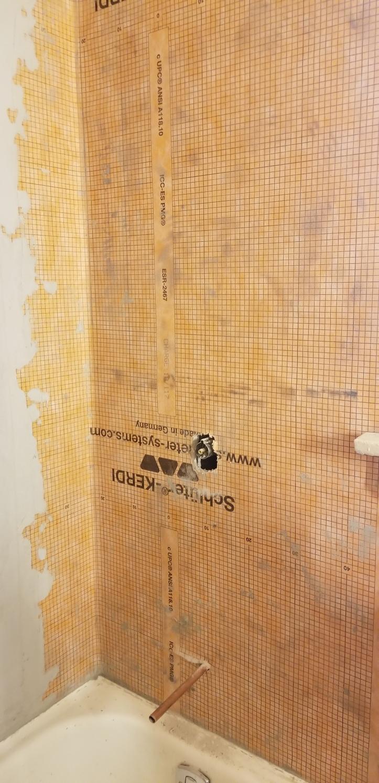 bathroom membrane
